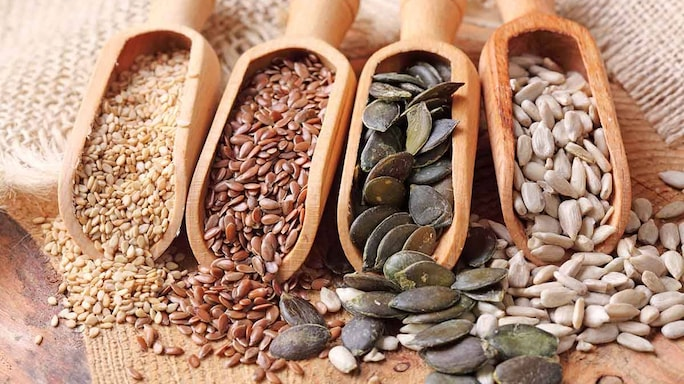 Super Seeds For Smart Snackers
