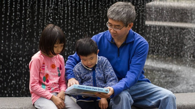 The Perks Of Reading To Your Children