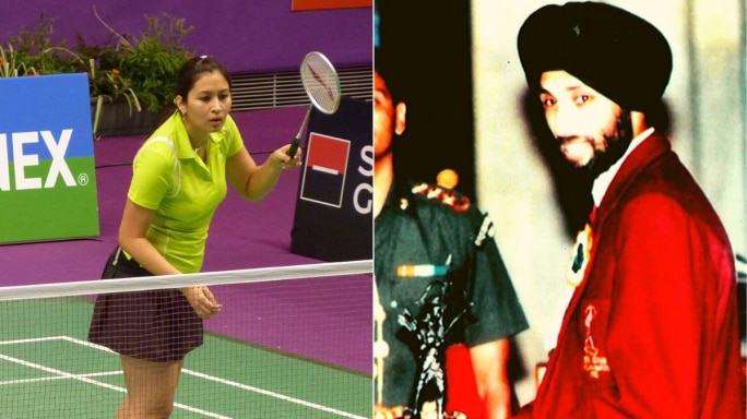 Sports Legends Milkha Singh And Jwala Gutta Write Letters To Their Younger Selves