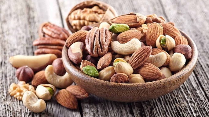 Go Nuts For Nutrition