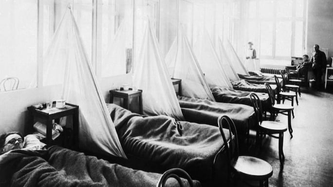 A Family Saga From The Times Of The Spanish Flu