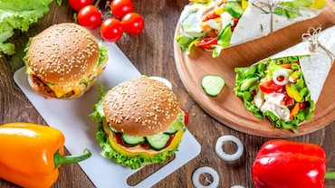 Make Restaurant-Style Burgers At Home