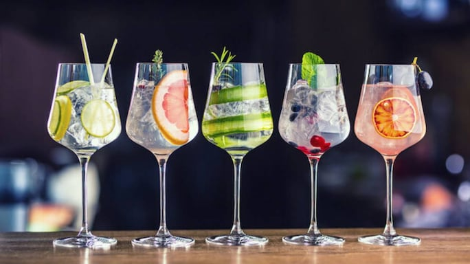 Make You Own Cocktail With Ready-To-Use Mixers