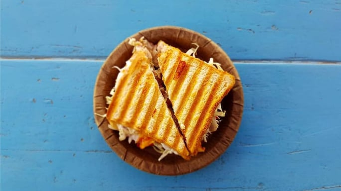 Healthy Sandwiches That Are Easy-Peasy