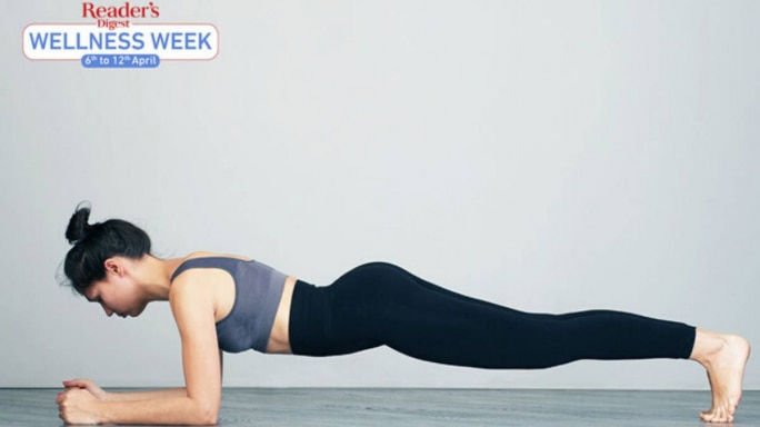 Up Your Fitness Game: Take The Plank Challenge Today