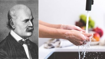 The Man Who Discovered The Importance Of Washing Hands