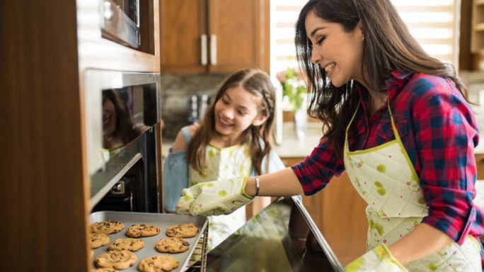 Baking Can Be Your All-Time Best Friend