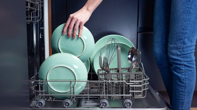 Don't Break Into A Sweat While Doing Dishes. Get A Dishwasher