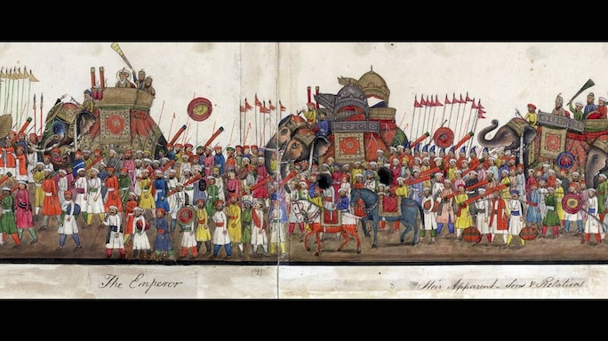 How The Badshahs Of Delhi Celebrated Eid During The Final Years Of The Mughal Empire