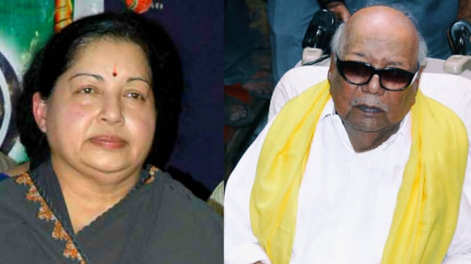 Looking Back At A Political Shocker: When Jayalalithaa Ordered The Arrest Of DMK Head M. Karunanidhi