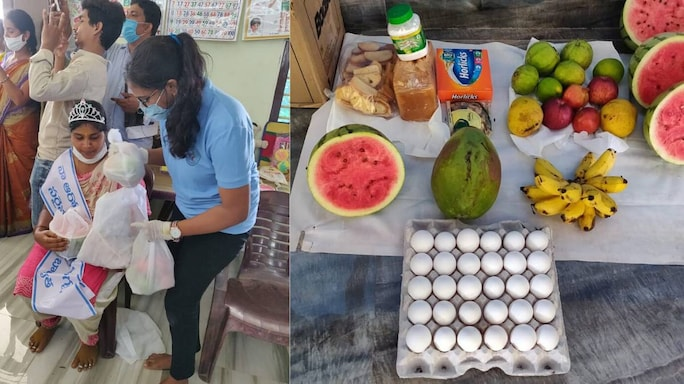 Lockdown Heroes: Citizen Group Fills Nutrition Gap for Poor Pregnant Women