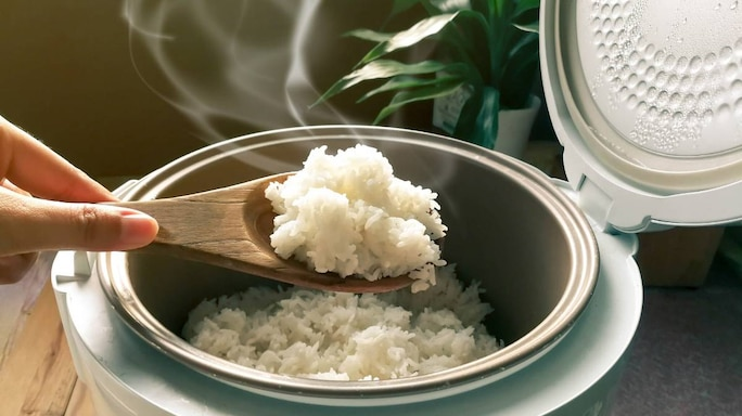 Enjoy Piping-Hot Food With The All-Purpose Rice Cooker