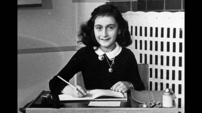 Anne Frank: A 15-Year-Old Who Told The World What It Was Like To Live During The Holocaust
