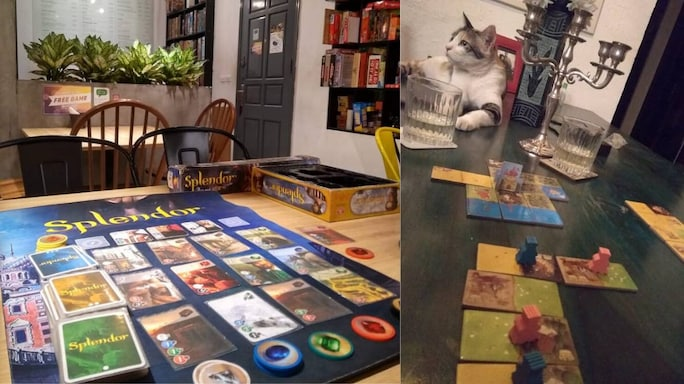 Are You A Board Game Fiend?