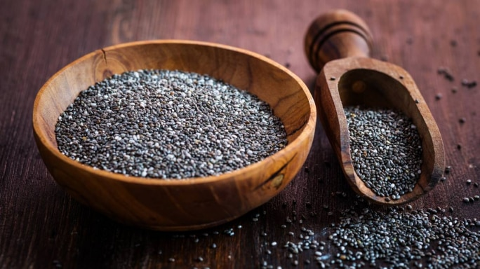 Make Sure You Have A Little Bit Of Chia In Your Life