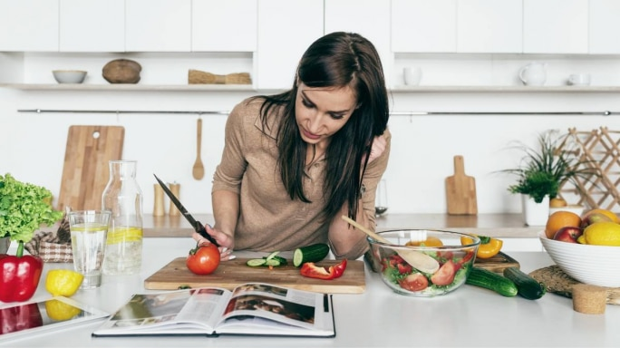 Just Starting Out In The Kitchen? These 4 Cookbooks Can Guide You