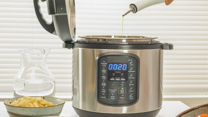 Don't Want To Slave In The Kitchen? Get An Electric Pressure Cooker