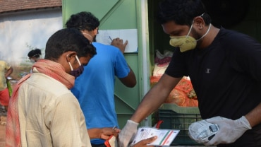 Lockdown Heroes: A Group In Goa Is Working With Migrants To Help Them Stay Afloat