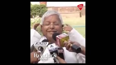 Lalu Prasad Yadav's Humorous Speeches