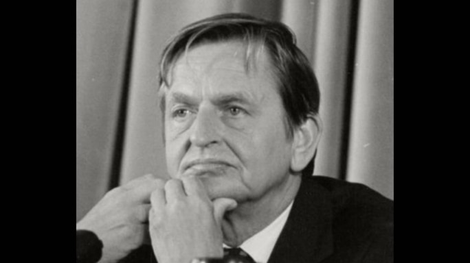 Stieg Larsson's Account Of The Assassination Of Swedish Prime Minister Olof Palme