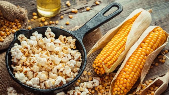 Your Favourite Movie-Time Snack Is Good For You