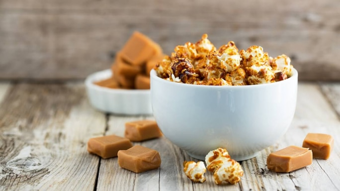 Caramel Popcorn: The Beloved Sugary Popcorn-Makeover That You Can Now Make At Home