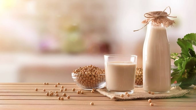 Switch To Soya Milk For Your Daily Health Dose