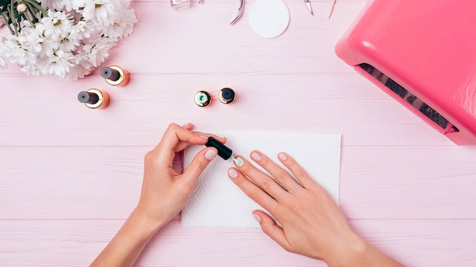 Nail Your Beauty Routine With These Gel Enamels