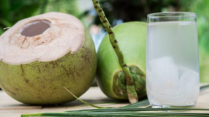 A Thirst-Quencher, Coconut Water Is A Healthy Drink Too