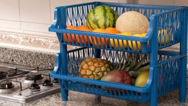 Declutter Your Kitchen And Make It Look Spacious With Organizers