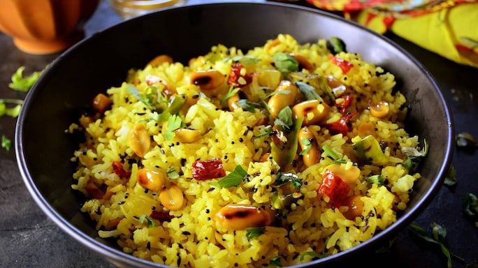Give Your Day A Healthy Start With Poha