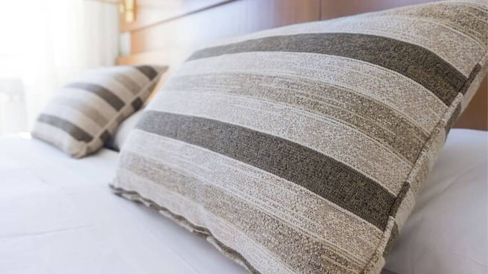 Snooze Well With These All-Purpose Pillows