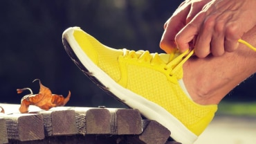 Cover That Extra Mile Easily With A Pair Of Running Shoes