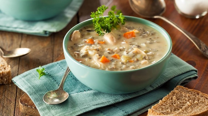 A Bowl Of Soup Can Be Your Go-To Comfort Food