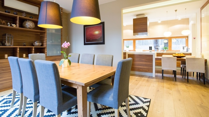 A Lot Can Happen Over Supper. Time You Invest In A Sturdy Dining Table