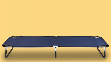 Whether Camping With Friends Or Picnicking With Family, A Folding Cot Is A Must-Have