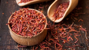 Saffron Is The 'Sunshine Spice' You Need