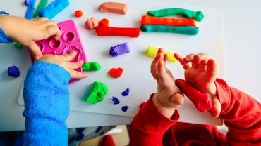 Your Child Can Learn While Having Fun With Play Dough
