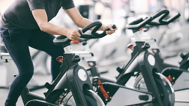 4 Health Benefits Of A Stationary Bike Workout