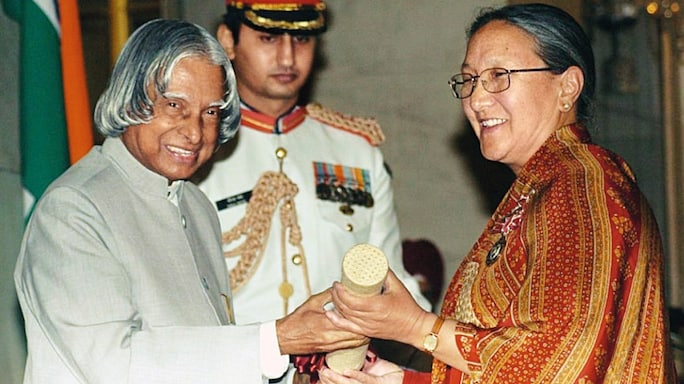 Extraordinary Indians: How Padma Shri and Padma Bhushan recipient Tsering Landol became a pioneer of women's health in Ladakh