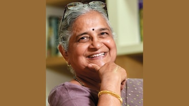 The Simple Life: In Conversation with Author, Philanthropist Sudha Murthy