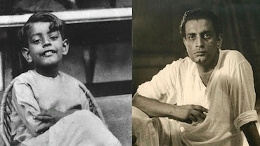 The Curious Cases of Satyajit Ray as a Child