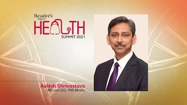 Living with COVID: MD-CEO PNB MetLife Ashish Shrivastava weighs in at the Reader's Digest Health Summit 2021