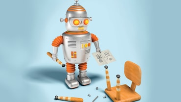 Humour: Will Robots Replace Humans? We-thinks not!