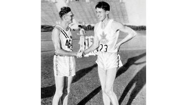 Triumph of an Olympian